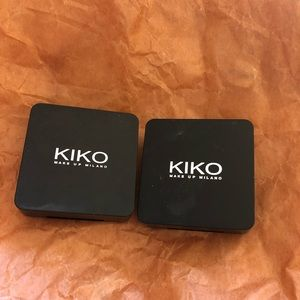 Kiko Makeup - Kiki Wet and Dry Eyeshadow
